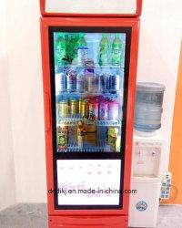 شاشة عرض شفافة رقمية شاشات العرض LCD /منجّئة بار مع فيديو