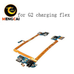 Commerce de gros port de chargement USB câble souple de remplacement pour LG G6 H870 H872 LS993 vs998 G2 G4 G5 G6