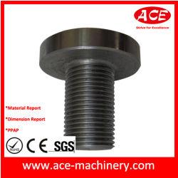 Usinagem CNC virou parte da tomada de alumínio