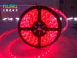 赤いカラー照明灯LEDの滑走路端燈