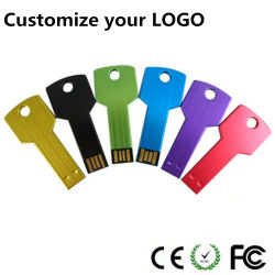 Logo gratuit nouveauté clé Clé USB en forme de U de disque