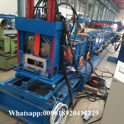 Alterável Automaticly C Z Purline Cold máquina de formação de rolos de aço