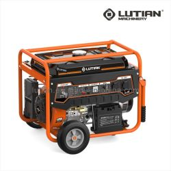 Hot Sale 100% Copper Wire 3.2 / 4.0 / 5.0 / 6.0kw Portable Power Industrial Gasoline Generator Alternateur