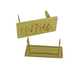OEM 디자인 선전용 부대 금속 로고 격판덮개