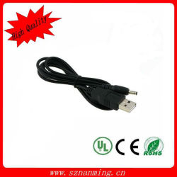 USB 2.0 Male a C.C. 3.5mm Plug Power Adapter Cable