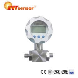 電池の差動圧力計の圧力計LCDの表示(PCM620)