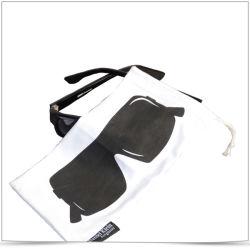 맞춤형 휴대폰 케이스 및 싱글 드로스트링 선글라스 극세사 가방