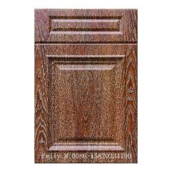 21mm Wooden Door Kitchen Cabinet Door From PVC Foil Board