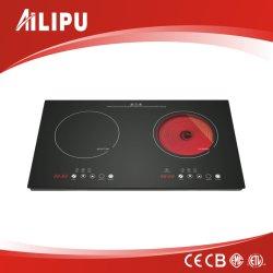 Gecombineerd Kooktoestel (inductiekooktoestel + ceramisch kooktoestel)