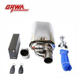 China Grwa mejor calidad de la válvula de escape silenciador Distribuidores