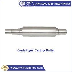 Aleación de fundición centrífuga de goma Rodillos de molinos de la mezcla de las calandrias trituradora máquina refinado