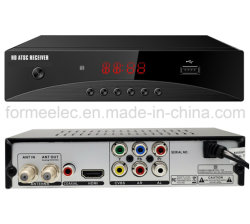 DVB 고정되는 최고 상자 HD ATSC 수신기 FTA