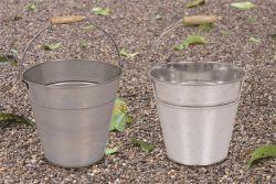 دلو [ستينلسّ ستيل] تصدير نوعية ماء زهرة
