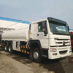 Sinotruk HOWO 20000 litri dell'acqua di camion di autocisterna da vendere