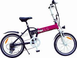 250W 24V/36V литиевая батарея алюминиевого сплава рамы складной велосипед грязи