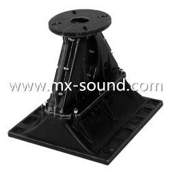 ラインプロ可聴周波スピーカーのアレイシステムは240L*230W*215hを分ける