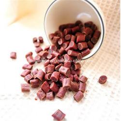 Snacks van het Huisdier van het Haar van de Schoonheid van het Rundvlees van de Snacks van de Hond van het huisdier de Maal100g