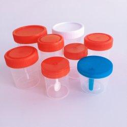 도매 병원 사용 메마른 소변 견본 컵 가격 소변 콘테이너