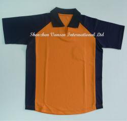 Uniforme escolar/Sportswear/Dry-Fit Camisa de polo para niños