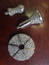 Messing soldeerbits voor glas