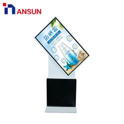 37 43 46 50 pulgadas Multi publicidad en los medios digitales de pantalla táctil con Windows/sistema operativo Android