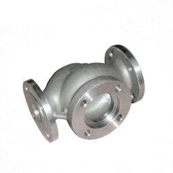 صمام تقليل الضغط بأنبوب مصبوب رملي محدد مسبقًا