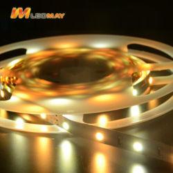 Водонепроницаемый SMD5050 гибкий светодиодный индикатор полосы с двойной белой полоской LED с высоким качеством