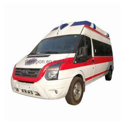 سيارة طبية طارئة، مستشفى ICU، الإسعافات الأولية، سعر السيارة في حالات الطوارئ