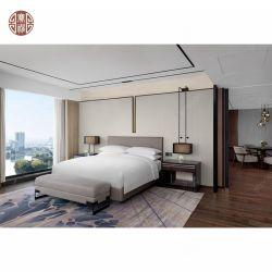 5-звездочный современный простой деревянной мебелью с одной спальней отель президентские свиты