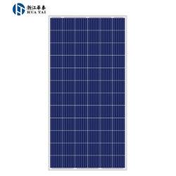 태양계를 위한 38V 72p 300W 많은 5bb PV 태양 모듈
