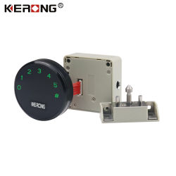 Usine KERONG gros petit mot de passe de sécurité Numéro de code de sécurité électrique sans clé de verrouillage du Cabinet de verrous de Bluetooth