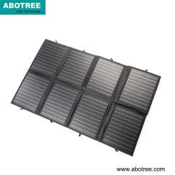 120 Вт портативный солнечной одеяло Incl. Регулятор давления и кабелей для кемпинга продуктов солнечной энергии