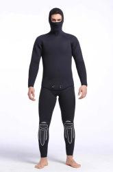 3 mm Herren Neoprene Kapuzentauchanzug mit Kapuze für Sportbekleidung