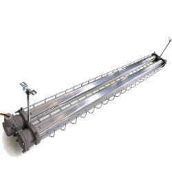 Certificação ATEX Liga de Alumínio à prova de explosão iluminação LED luminária de luz fluorescente