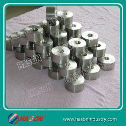 ダイヤモンドのタングステンの鋼鉄型のタングステン鋼鉄ダイヤモンド型はダイヤモンドによって型の円形のWortleブラシをかけられた型を形づけた