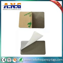 셀룰라 전화 노트북 또는 금속 표면을%s 최고 얇은 반대로 금속 NFC 스티커 RFID 스티커