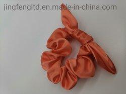 Soild sobredimensionado mulheres Hairpin Seda Bowknot Acessórios de cabelo pela mão a presilha de cabelo
