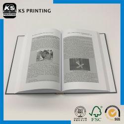 Hot Sale-High enlazado el caso de la calidad de impresión de papel la libreta de tapa dura