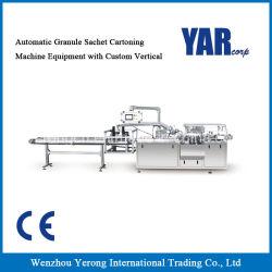 Fabricação da Máquina Cartoning Caixa de pó