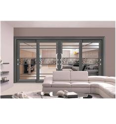فيلات حديثة منزل ألومنيوم [وتر برسّووترليوون] زجاج مقسّى باب ل مدخل المطبخ