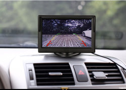 "5 "" Auto der Farben-TFT LCD 12V Rearview/DVD/Bus-/LKW-/Comercial Monitor-Video"
