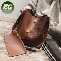 Design casual padrão de crocodilo Tote Bag clássico da moda mulheres bolsas com a bolsa pequena SH1243