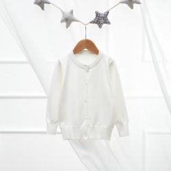 Fabricante Bordados personalizados no Outono de Design de tricotar Natal panos de crianças de algodão para criança