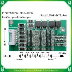 Haute qualité même /autre port 7s 25.9V Batterie Lipo BMS pour l'article 25.9V Pack de batterie 10A/15A