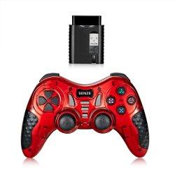 5 en 1 inalámbrico Dual Shock controlador de juego para PS2/PS3/PC/X-Dispositivos de entrada/Adroid