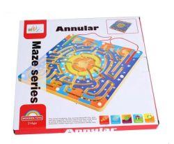 Jouets éducatifs, jeux de carte magnétique, Labyrinthe magnétique Toy Box Set