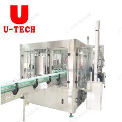 Valeur nutritive élevée Litchi monobloc de jus de machine de remplissage -Trois en Un