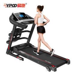 Utilisation de l'exécution machine Ypoo Accueil Tapis de course de l'équipement électrique pour la vente à bas prix Tapis de course
