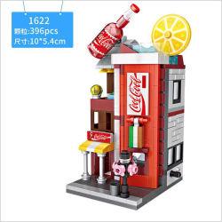Loz 396pcs Éducatifs Jeux de la ville de construction en plastique brique de jouets pour enfants