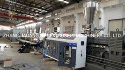 110-400 экструдера поливинилхлоридная труба/штампованный алюминий линии/экструзионного оборудования